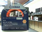 KOBALT 3/8-IN X 50-FT ORANGE PVC AIR HOSE, ITEM # 187930, MODEL # SGY-AIR63.